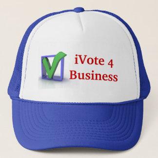 iVote 4 Business Cap