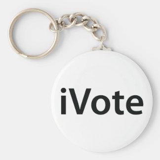 iVote keychain