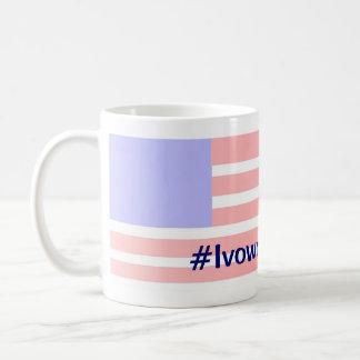 #Ivotnot2enroll without Stars Coffee Mug