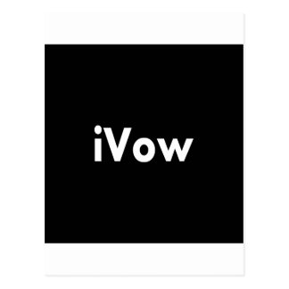 iVow Postcard