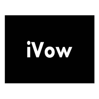 iVow Postcard