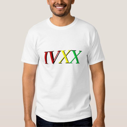 IVXX T SHIRTS