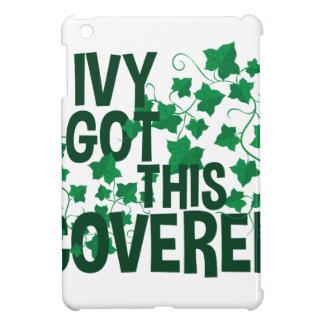 Ivy Covered iPad Mini Covers