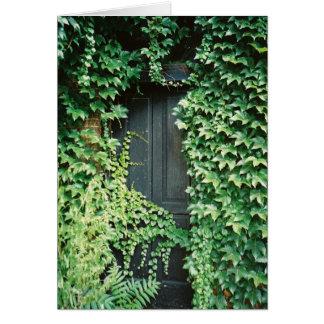 Ivy Door Card