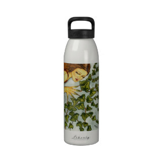 ivy fairy Water Bottle