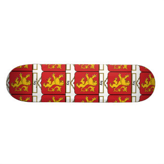Ivy Family Crest Skate Board Decks