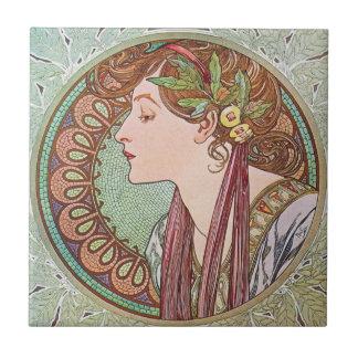 Ivy Goddess Tile