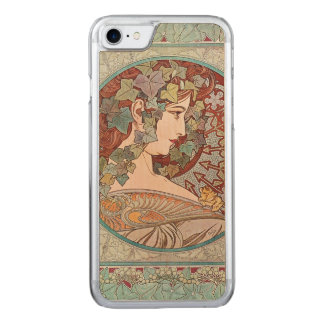 Ivy godess carved iPhone 8/7 case