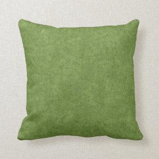 Ivy Green Throw Pillow