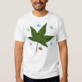 Ivy Leaf - Ivy Leaves T Shirt