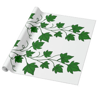Ivy Leaf Vine - Wrapping Paper