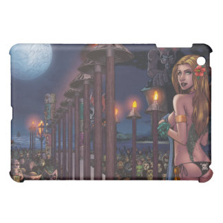 Ivy Lee: Full Moon Sarfice iPad Mini Case