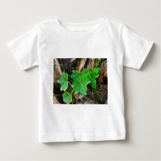 Ivy on Palm Tree 3 Angelic Baby T-Shirt