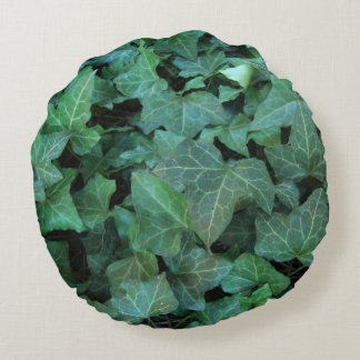 Ivy Round Pillow