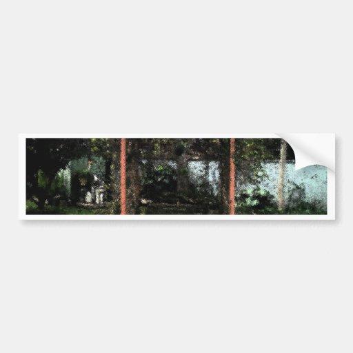 Ivy Swing Bumper Stickers