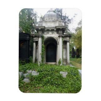Ivy Tomb Magnet