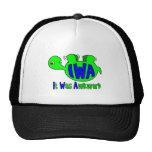 IWA TRUCKER HAT