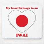 Iwai Mouse Mat