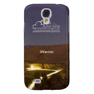 """iWarrior"" iPhone 3 case"