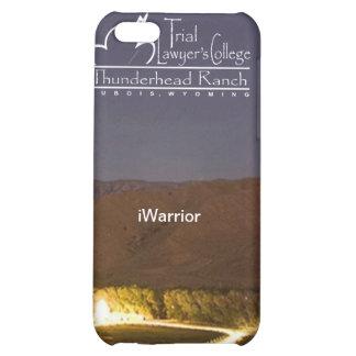 """iWarrior"" iPhone 4 case"