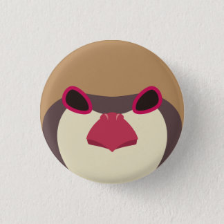 iwashiyako (normal) - Chukar (normal) Pinback Button