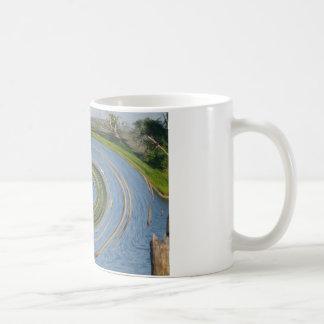 IWater,Stumps And Trees Classic White Coffee Mug