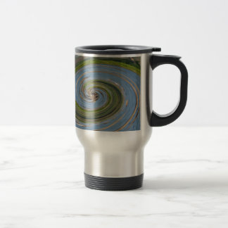 IWater,Stumps And Trees Stainless Steel Travel Mug