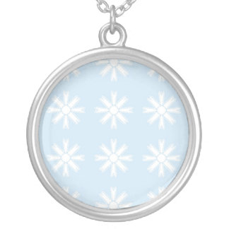 IWD Snowflakes Necklace