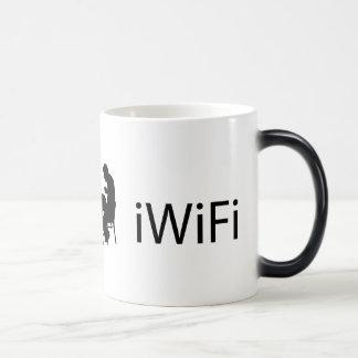 iWiFi Coffee Mugs