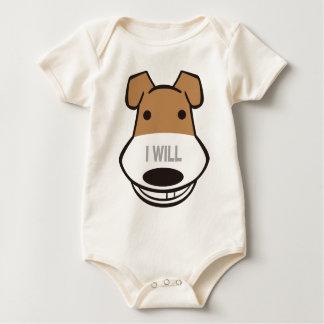 iwill-goods baby bodysuit