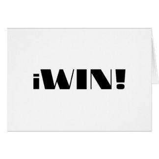 iWin! Card