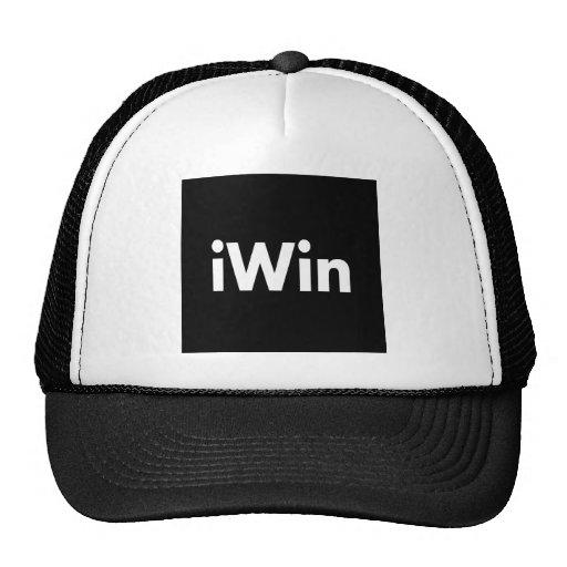 iWIN Mesh Hats