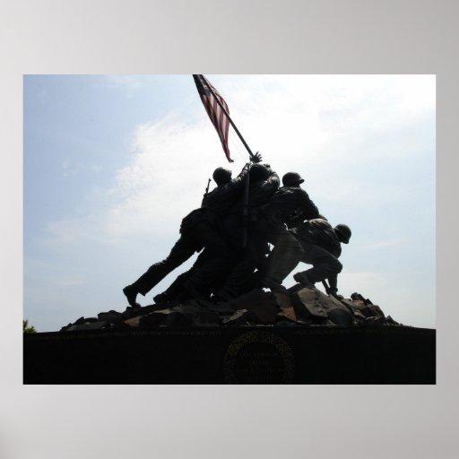 Iwo Jima 2 Poster