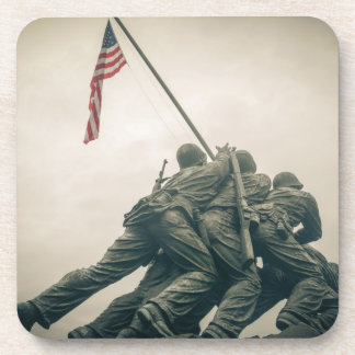 Iwo Jima Memorial in Washington DC Coaster