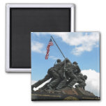 Iwo Jima Memorial in Washington DC Magnet