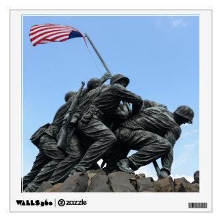Iwo Jima Memorial in Washington DC Wall Sticker