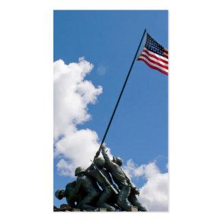 Iwo Jima Memorial Monument Business Card