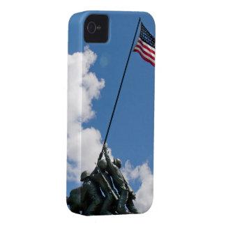 Iwo Jima Memorial Monument iPhone 4 Cases
