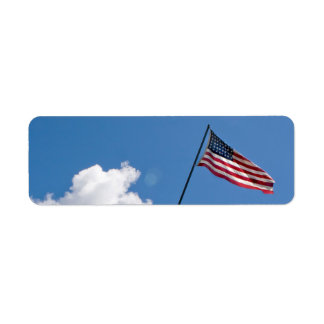 Iwo Jima Memorial Monument Label