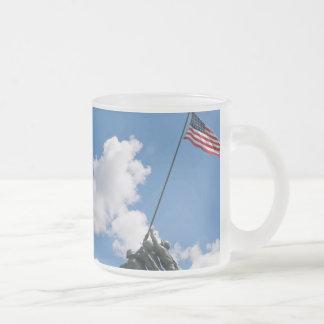 Iwo Jima Memorial Monument Coffee Mugs
