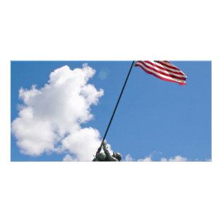 Iwo Jima Memorial Monument Photo Cards