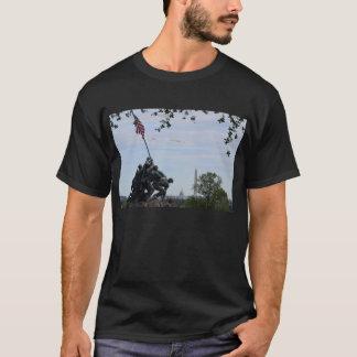 Iwo Jima Memorial Tshirt