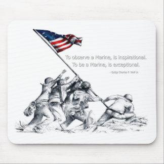 Iwo Jima Mouse Pad