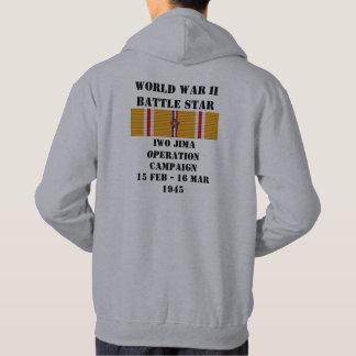 Iwo Jima Operation Campaign Hoodie