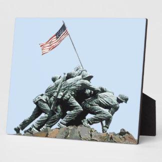 Iwo Jima Placa