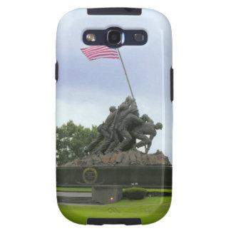 Iwo Jima Statue Samsung Galaxy S (T-Mobile Vibrant Galaxy S3 Cover