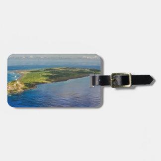 Iwo To Iwo Jima Island Bag Tag
