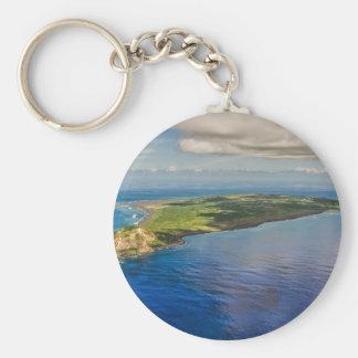 Iwo To Iwo Jima Island Basic Round Button Keychain
