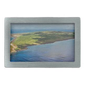 Iwo To Iwo Jima Island Belt Buckle
