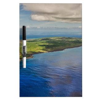 Iwo To Iwo Jima Island Dry Erase Board